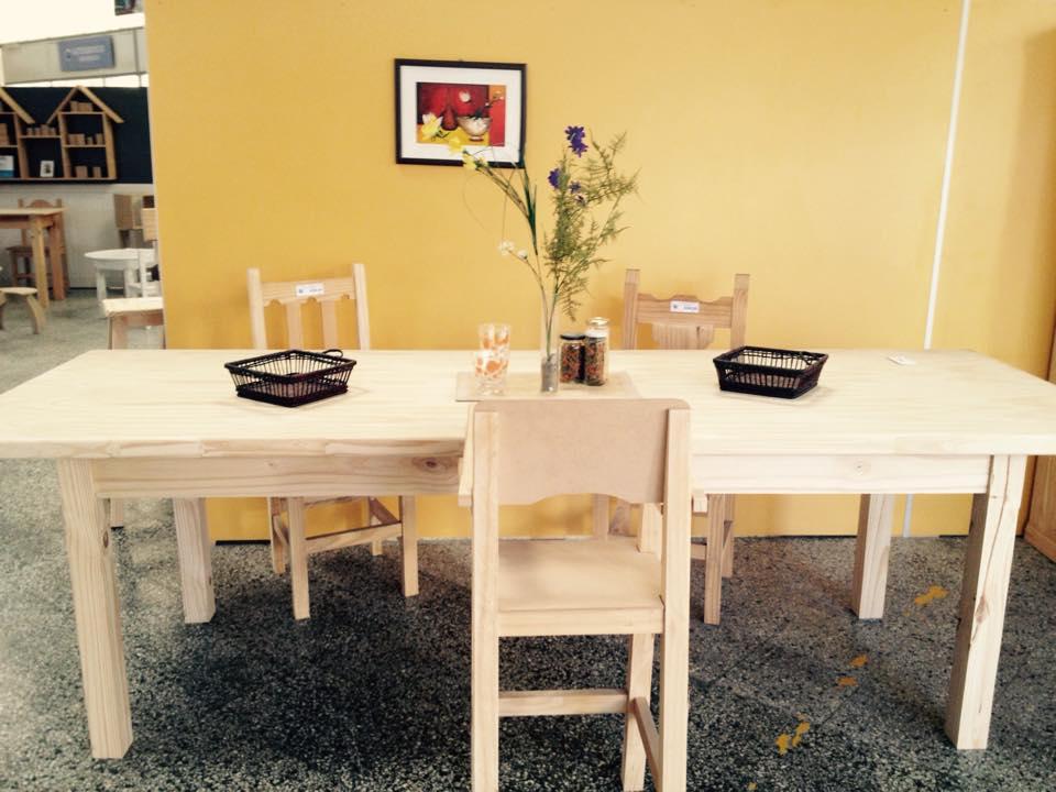 Producto Mesa para comedor | Corralon Maderas America - Corralon de ...