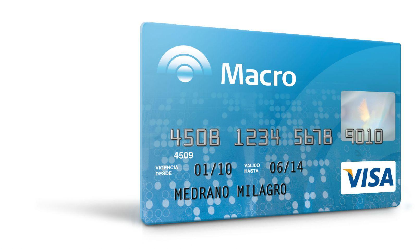Duda Visa Banco Macro Taringa
