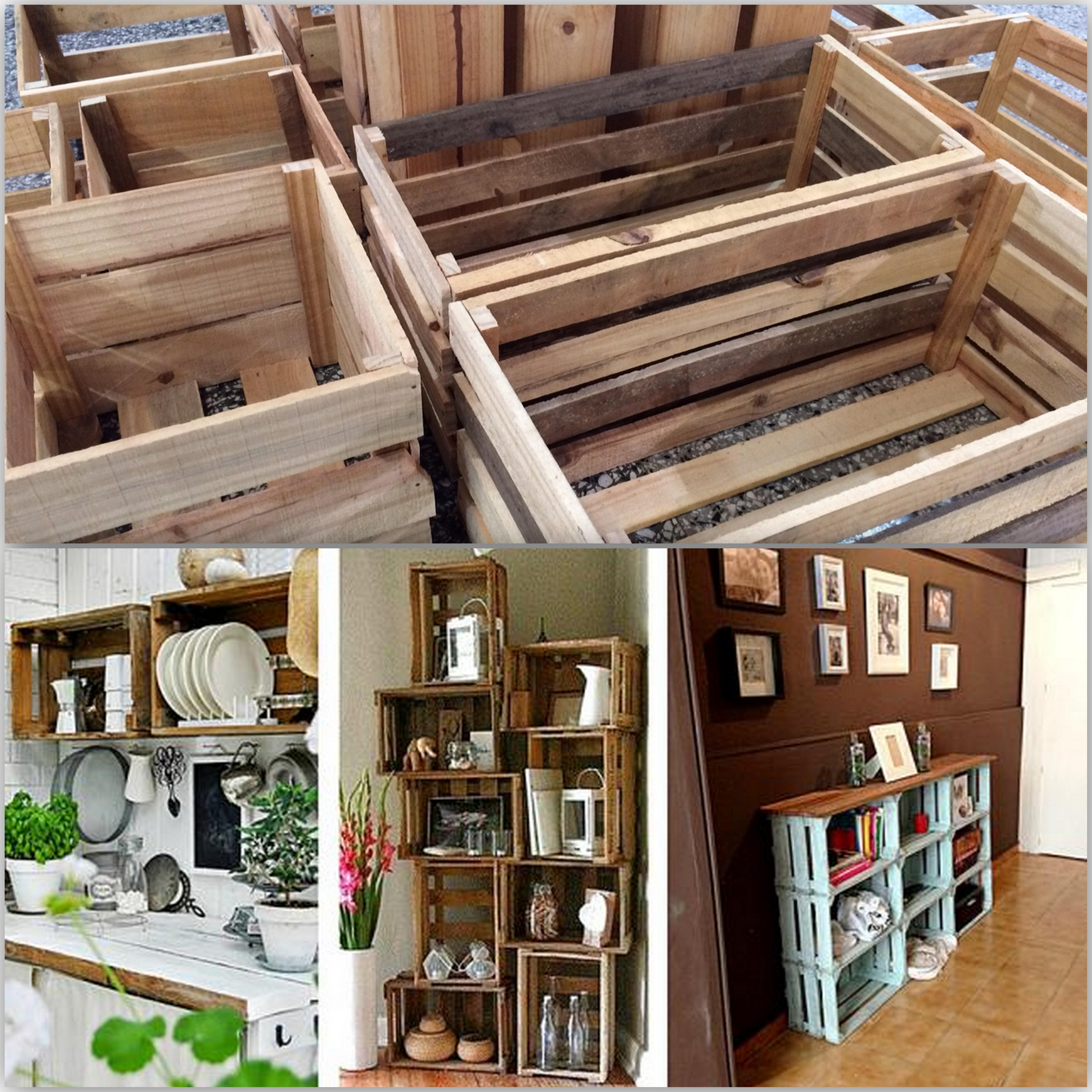 producto cajones r sticos decorativos corralon maderas